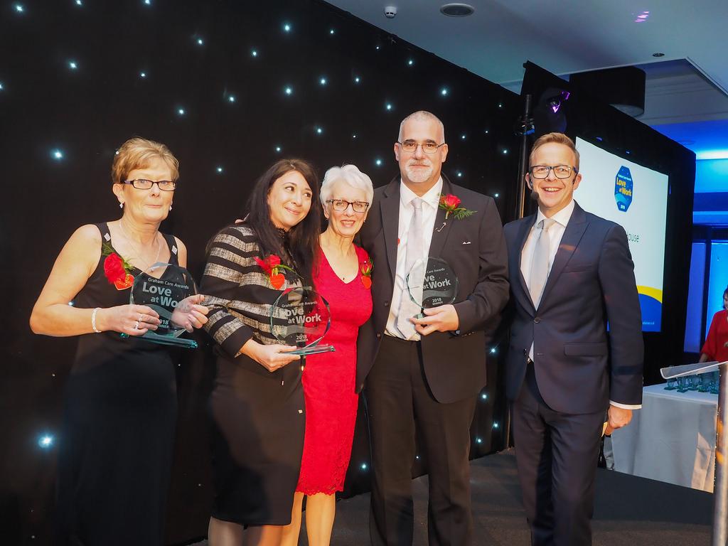Cornford Winners 2018